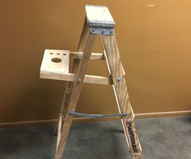 Refurbish an Old StepLadder