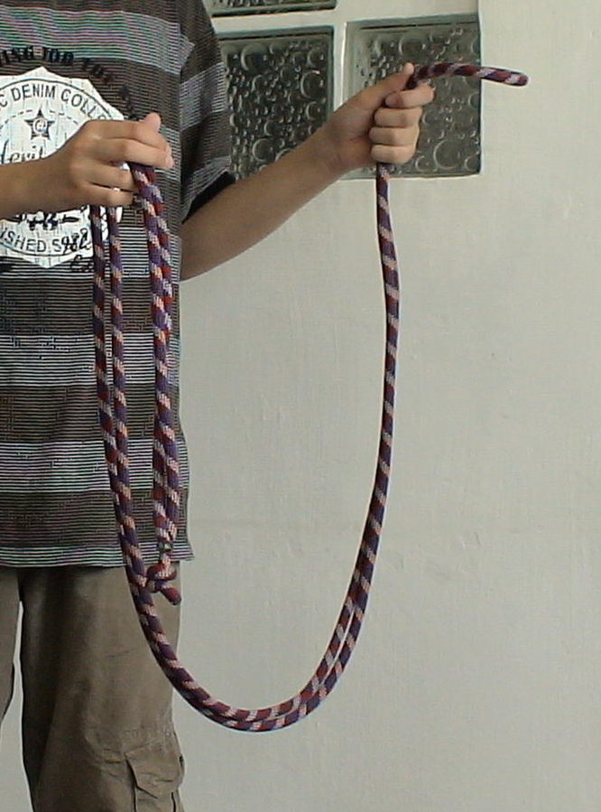 Picture of How to Pick Up Single Rope Harness