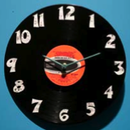 ReMake a vinyl record into a clock!
