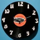 ReMake a vinyl record into a clock!