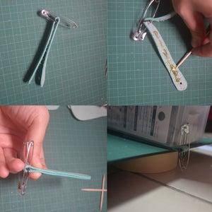 Assembling the Strap