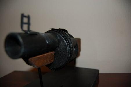 Small Scale Team Fortress 2 Grenade Launcher Model