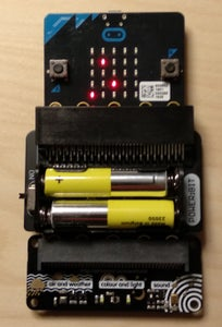 A Code for a Temperature (Humidity, Pressure) Sensor With Min/Max Indentifiers