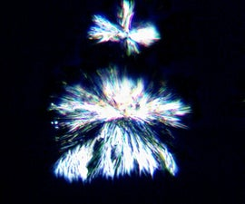 Polarized Light Microscopy Reveals Hidden Beauty in Everyday Substances