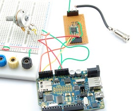 TEA5767 FM Radio Breakout Board for Arduino