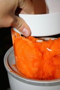 Remove From the Ice Cream Maker