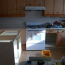 $75 Kitchen Facelift