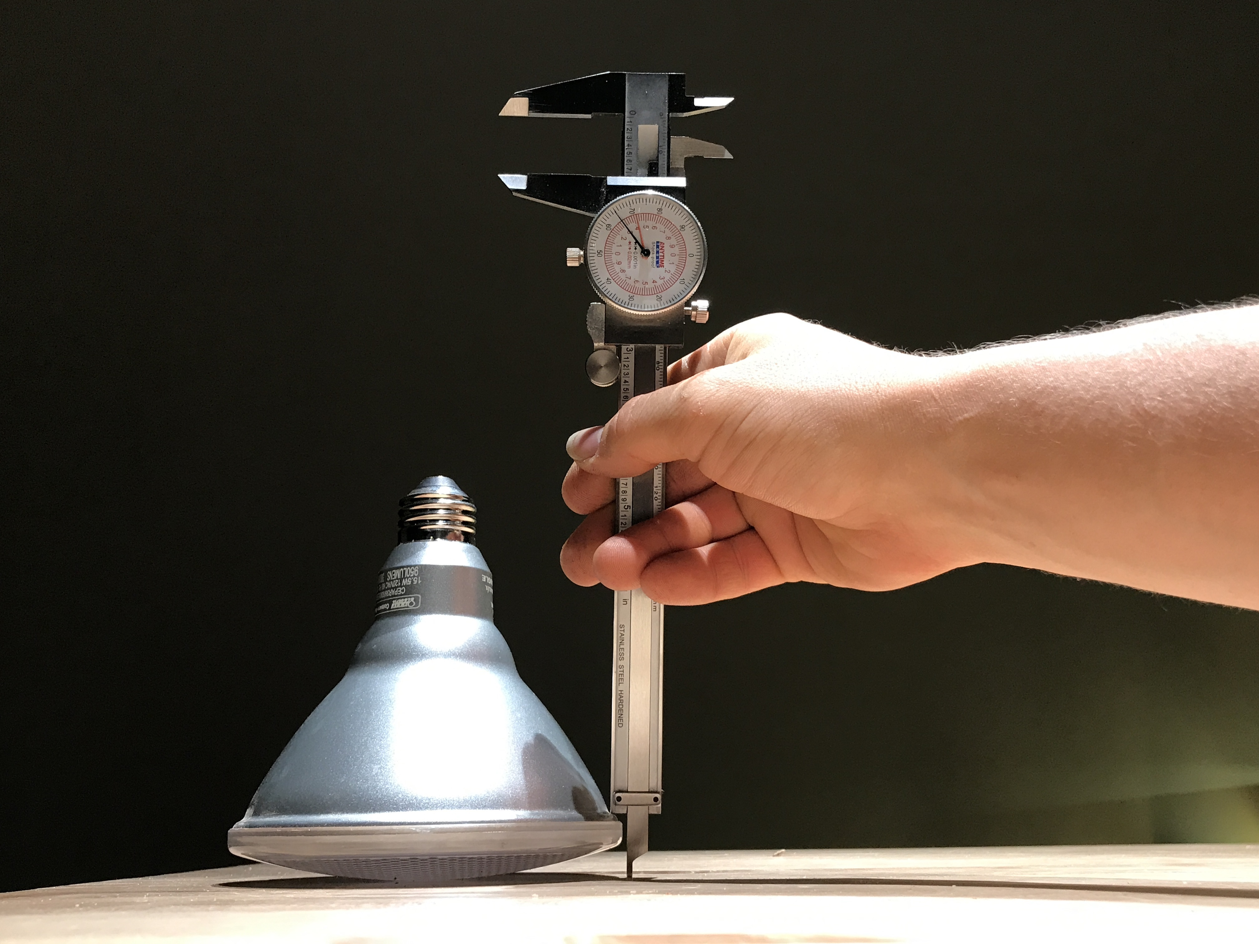 Picture of Measure Your Bulb