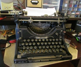 APC Project: Typewriter Inner Workings