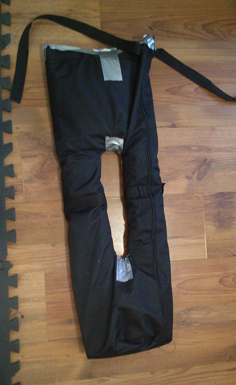 Picture of Quick Weighted Vest DIY