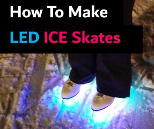 How to Make LED ICE SKATE