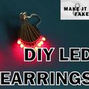 DIY LED Earrings