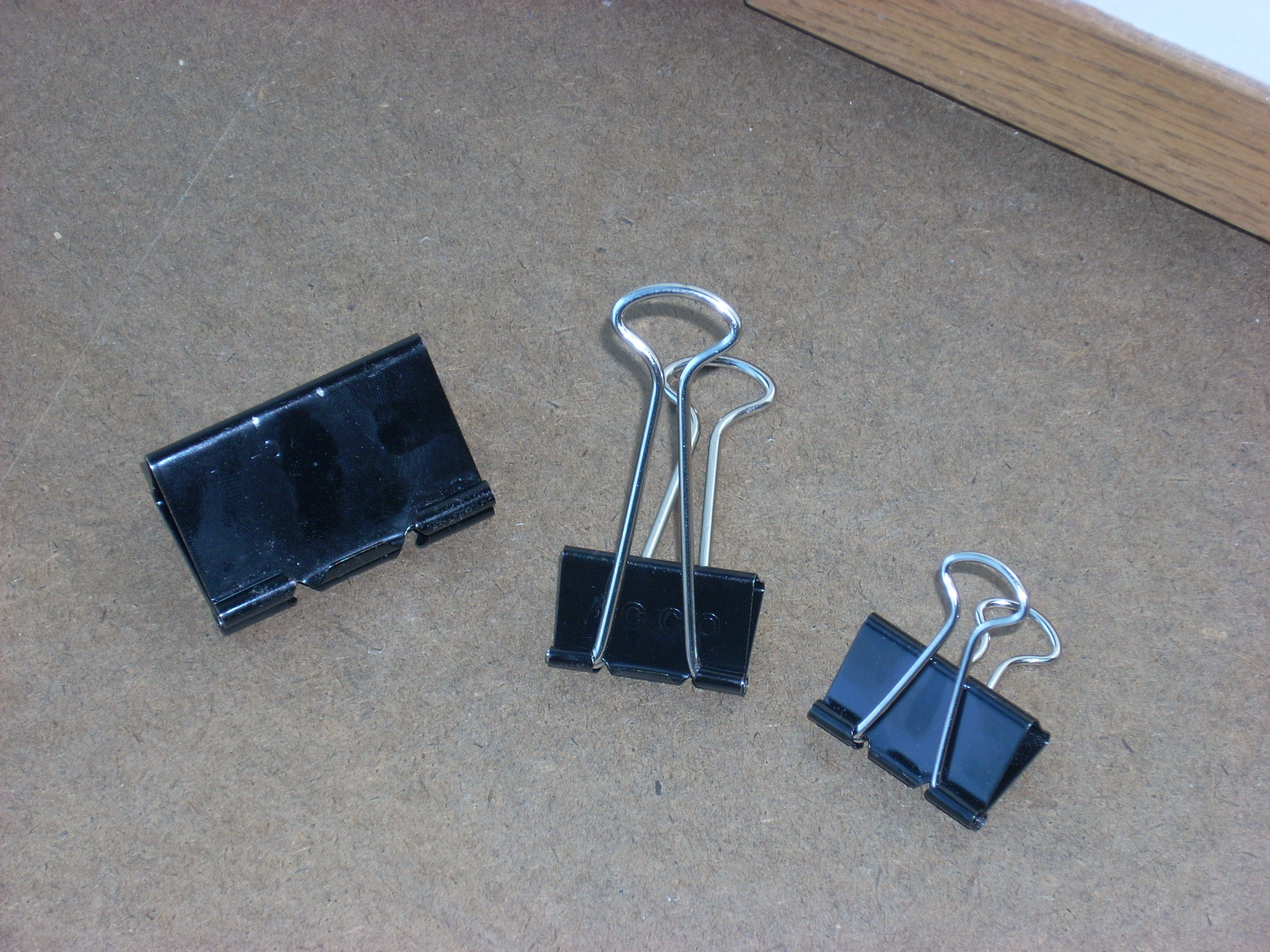 Picture of Modify a Binder Clip