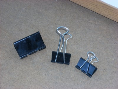 Modify a Binder Clip