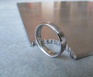 Make a Titanium Ring