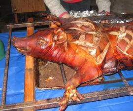 How to Roast a Whole Pig