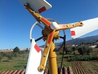 Decorative Wind Generator