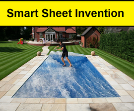 Smart Sheet Invention for Water Rides