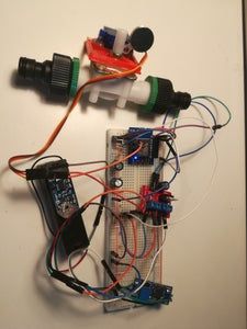 Connect Servo Controller and Verify