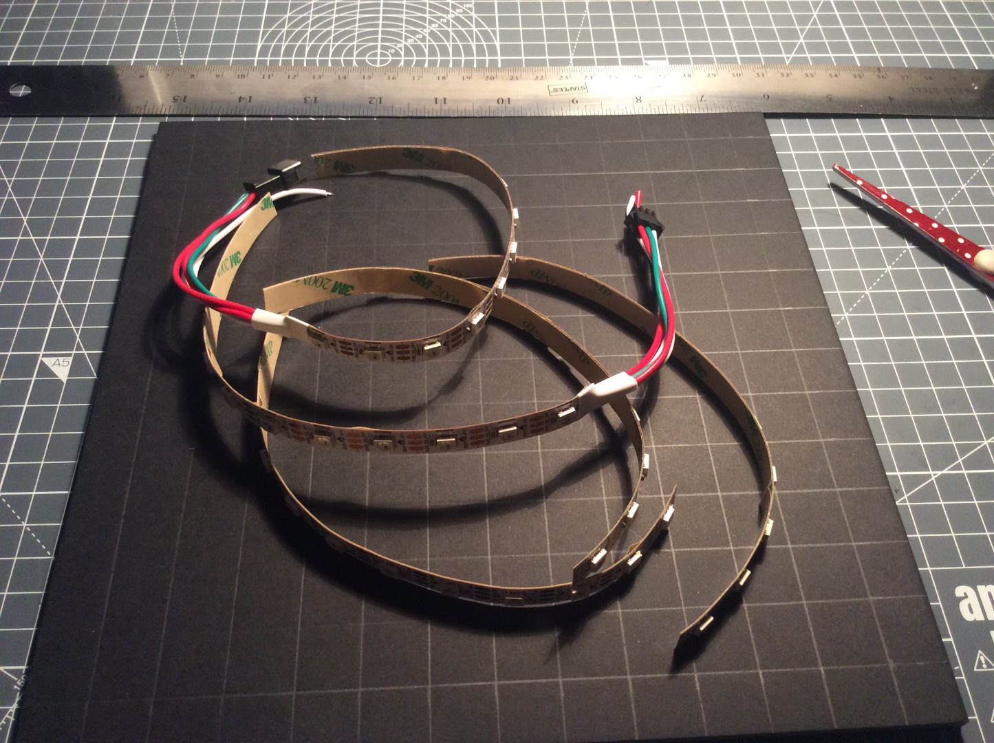 Picture of The LED Strips