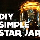 Simple Star Jar