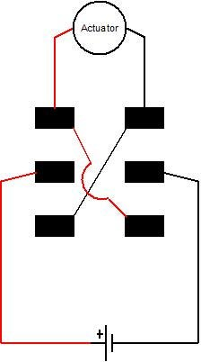 [DIAGRAM_5LK]  HOW TO: Wire a DPDT Rocker Switch for Reversing Polarity : 5 Steps -  Instructables | Reverse Rocker Switch Wiring Diagram |  | Instructables