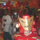 Cardboard Iron Man Costumes on a Budget