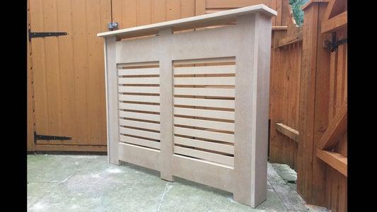 Build or Buy? Radiator Cover