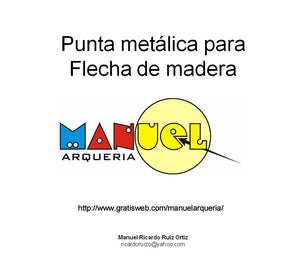 Archery - Punta De Flecha