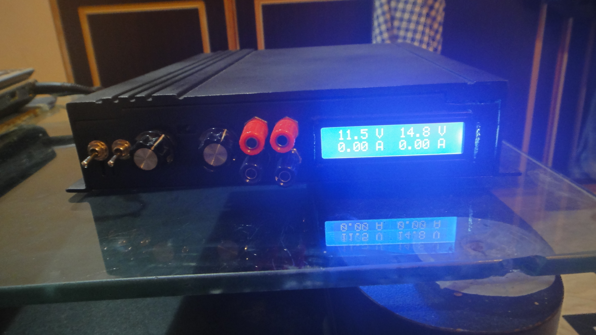 Picture of DIY Bench Power Supply (Dual-Channel)