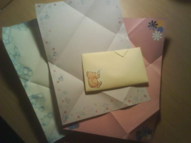 Picture of Mennonite Letter Fold
