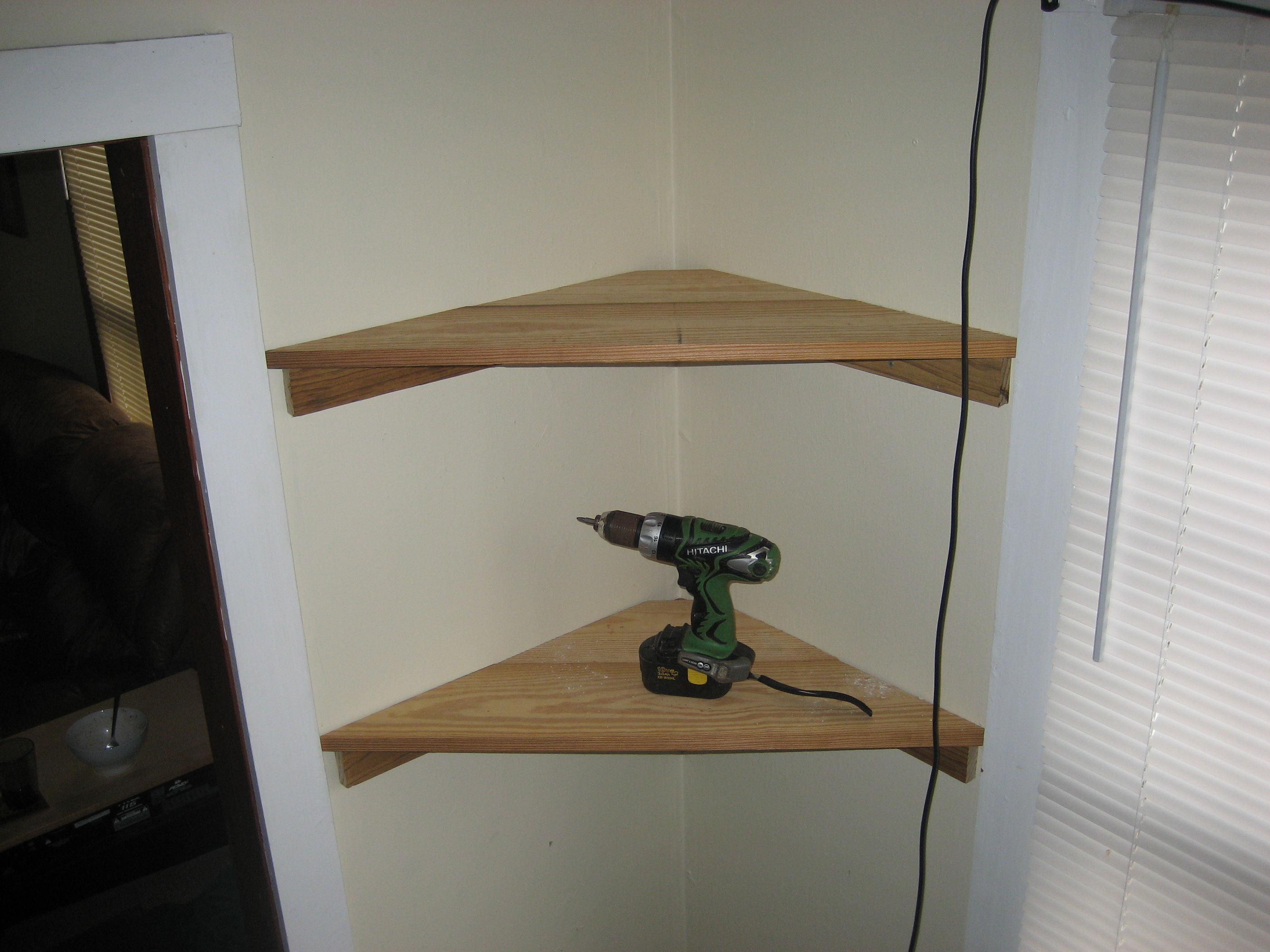 Picture of Place Your Shelf Boards on Top and Repeat for More Shelves!