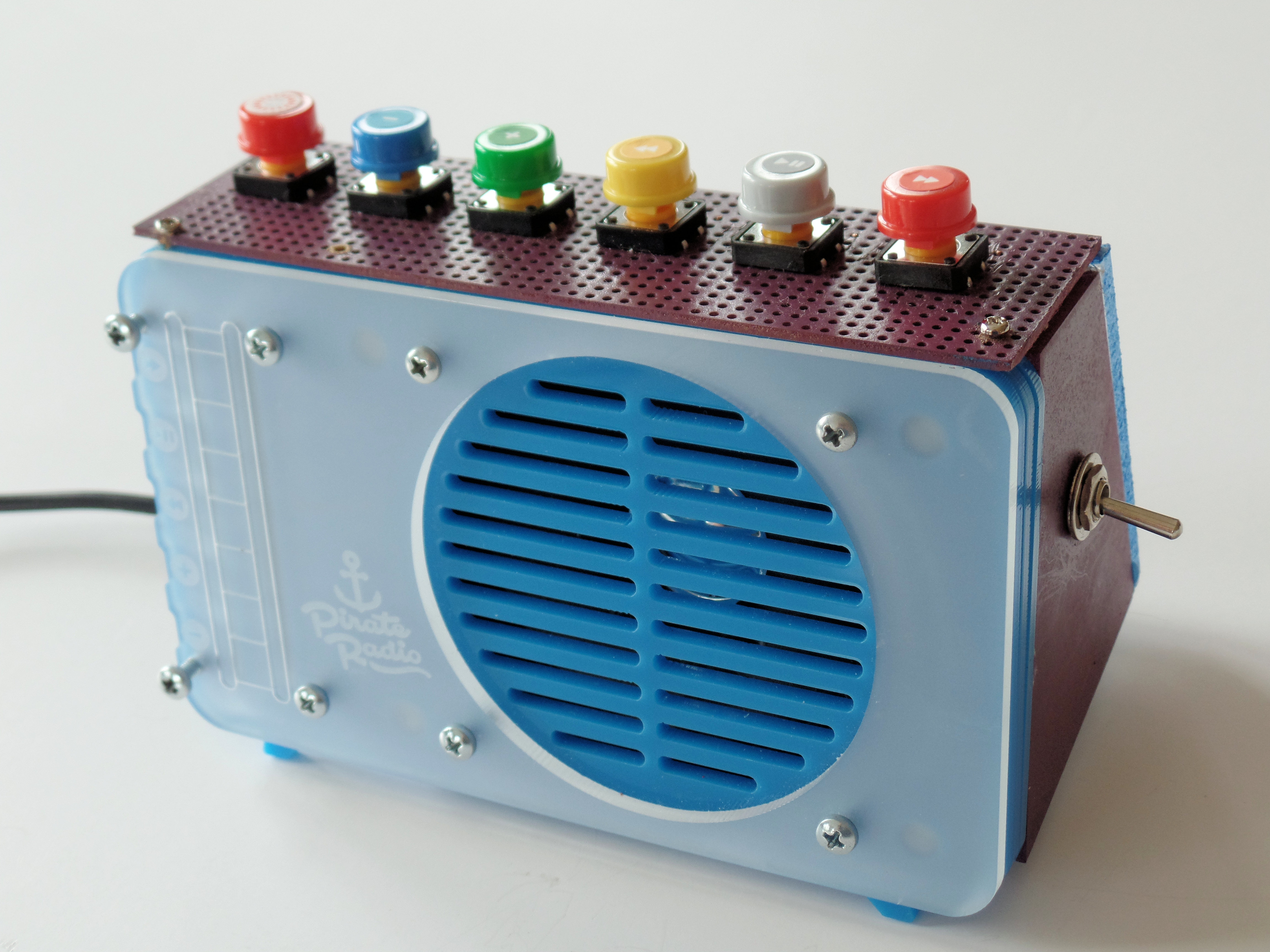 Mod My Pirate Radio: 15 Steps (with Pictures)