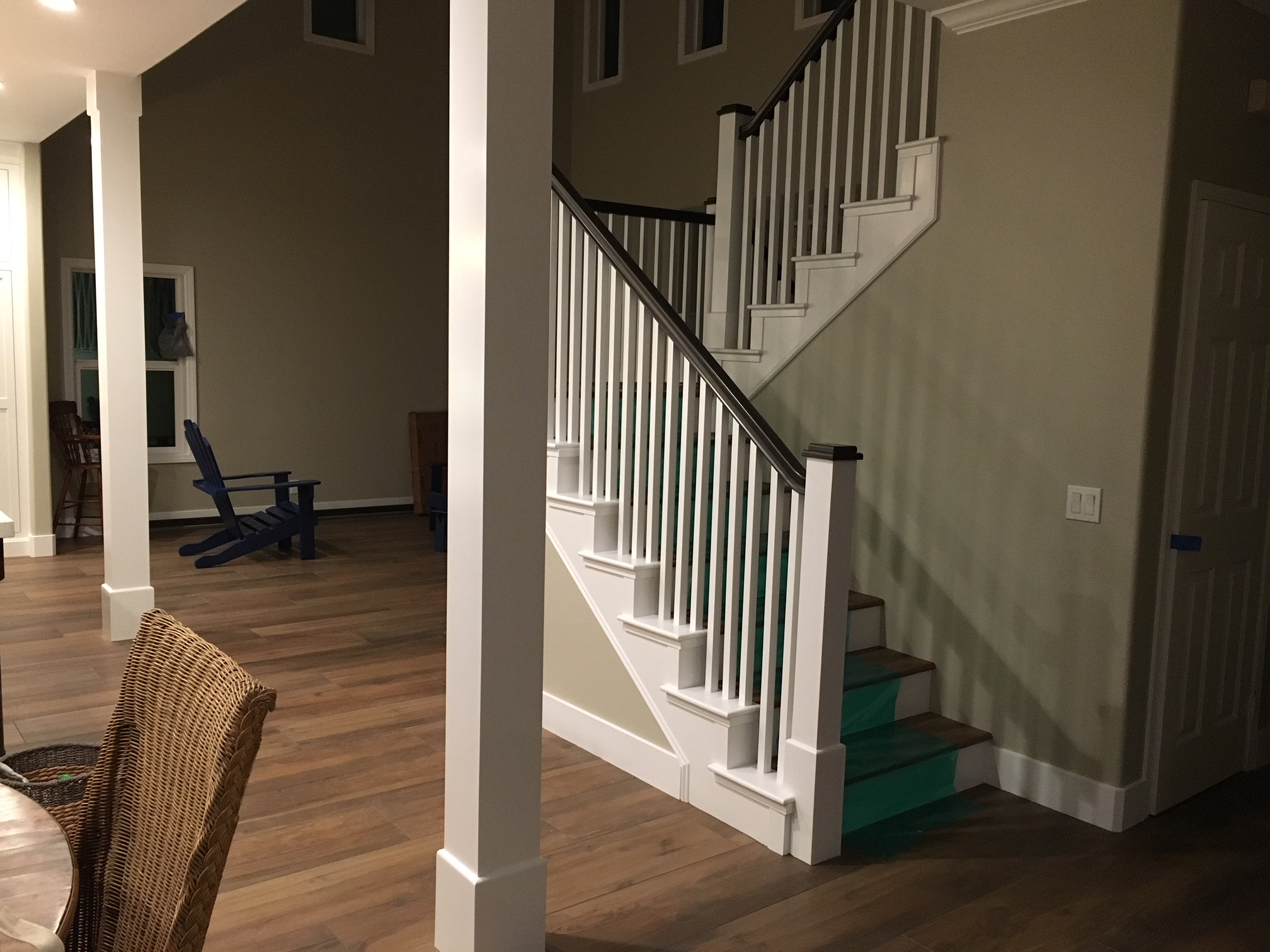 Picture of Before and After Photos - Stairs Complete