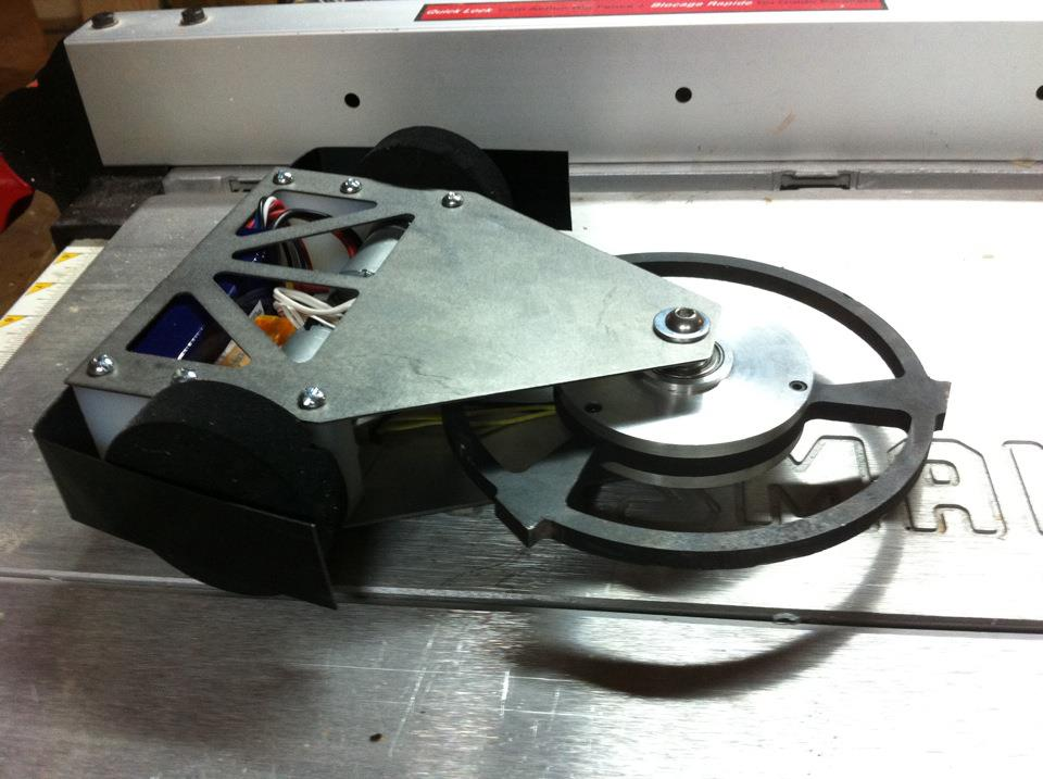 Picture of Robo-Rooter- 3lb Combat Robot