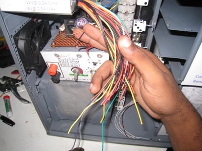 Doin' the Electrical Work