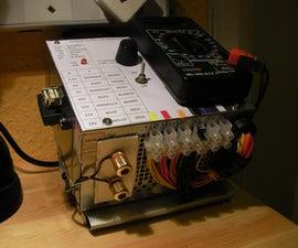 DIY PSU into Bench Power supply