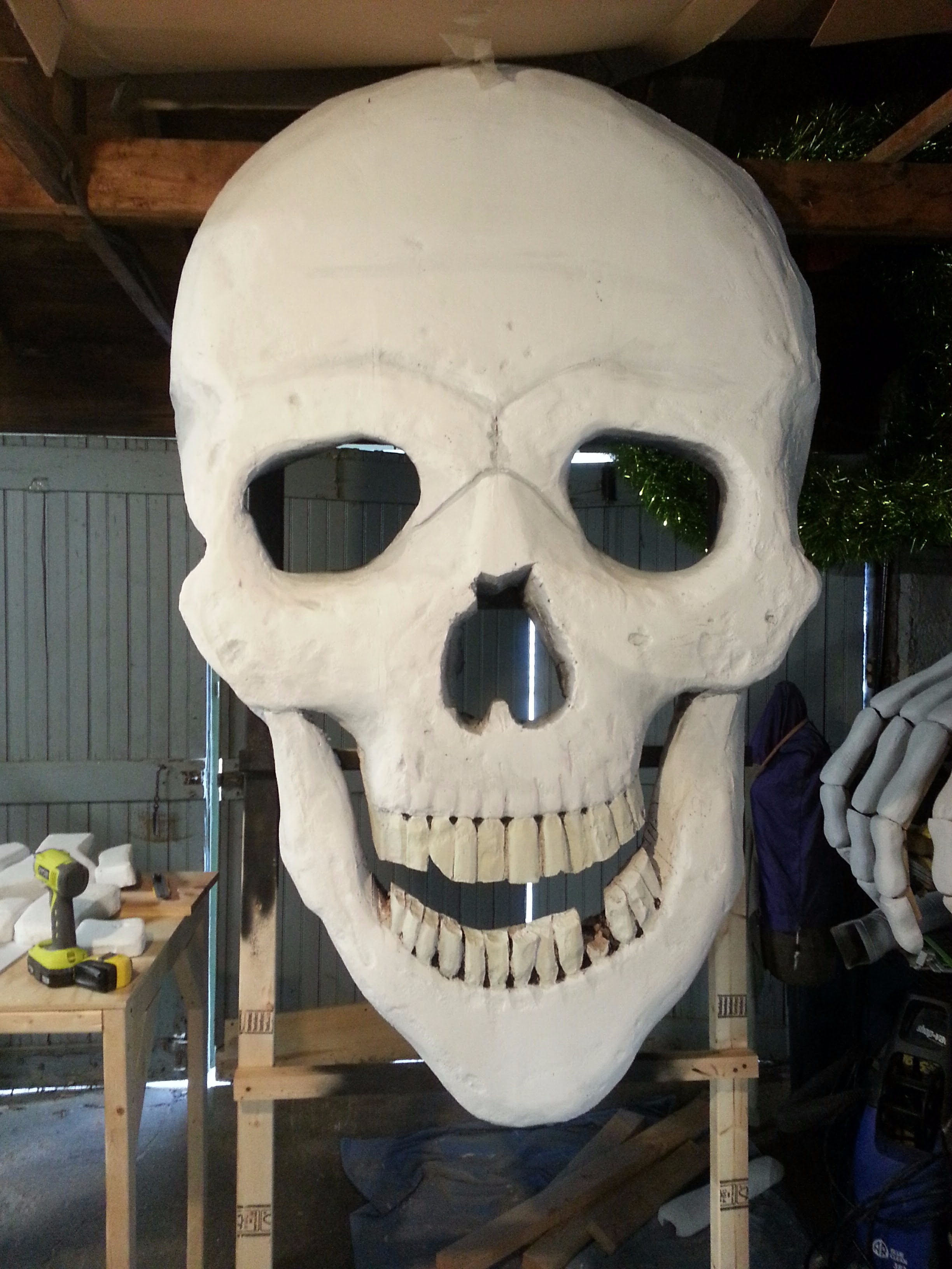 Picture of Seal and Paint the Skull
