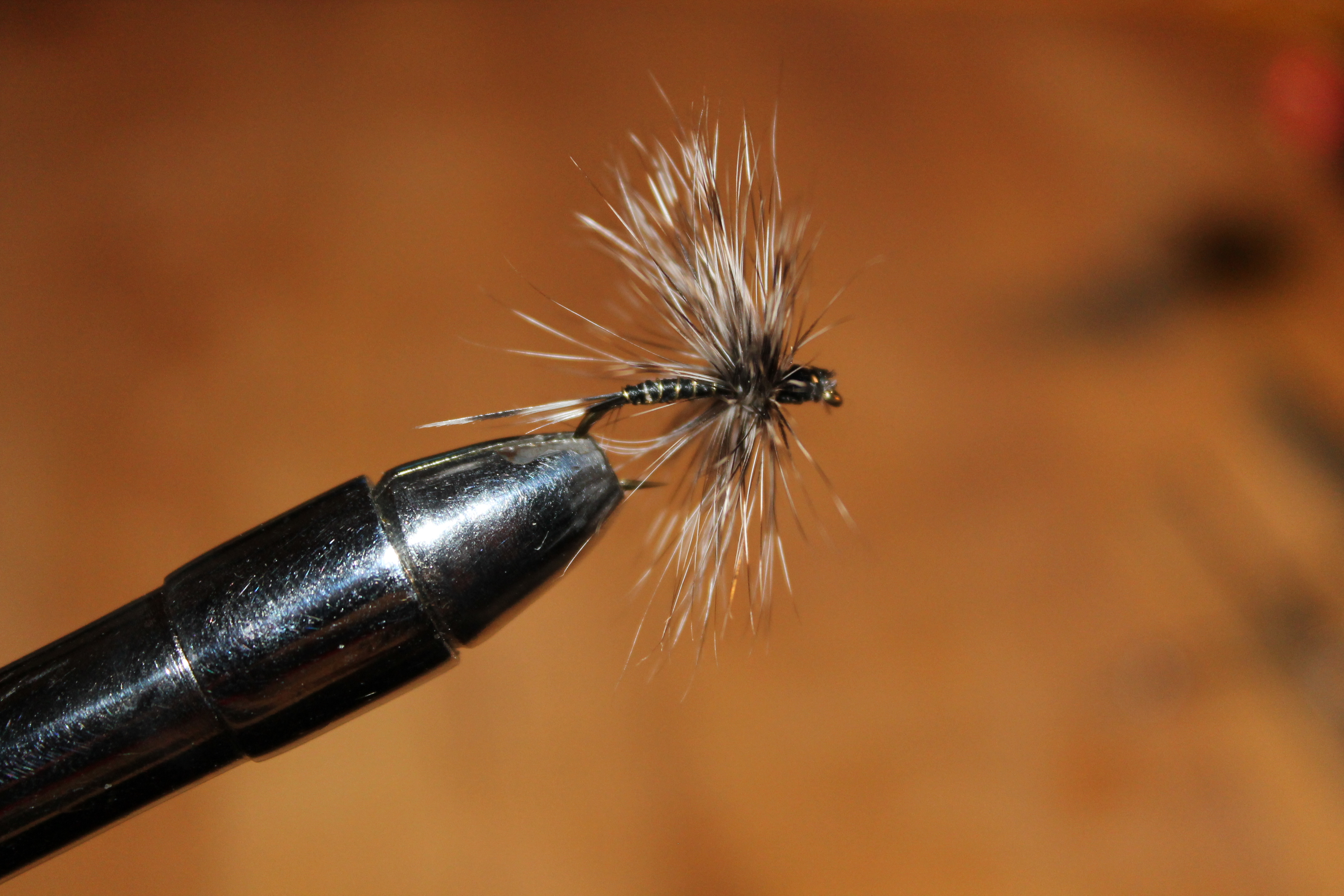 Picture of Tying a Mosquito Fly Pattern