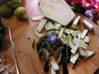 Eggplant (aubergine)