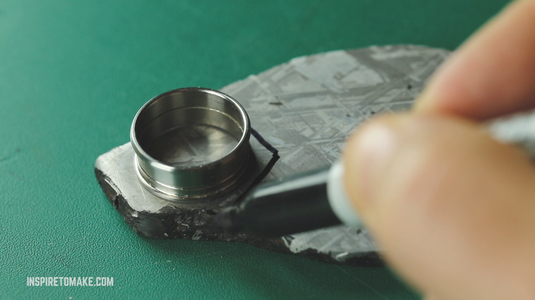 Cutting the Proper Size Piece.