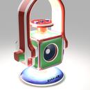 Bose Head Light Speaker