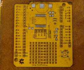 Polyimide (Kapton) PCB Solder Paste Stencil