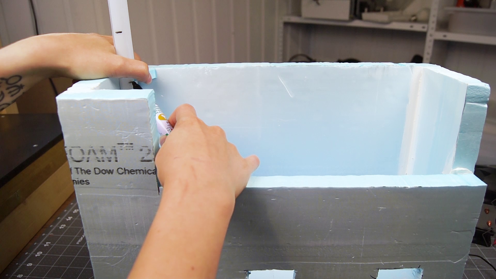 Picture of Making the LED Channels