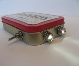 Make an Altoids Flashlight
