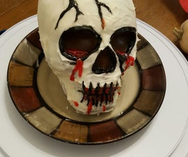 A twist on boxed cake mix - Halloween
