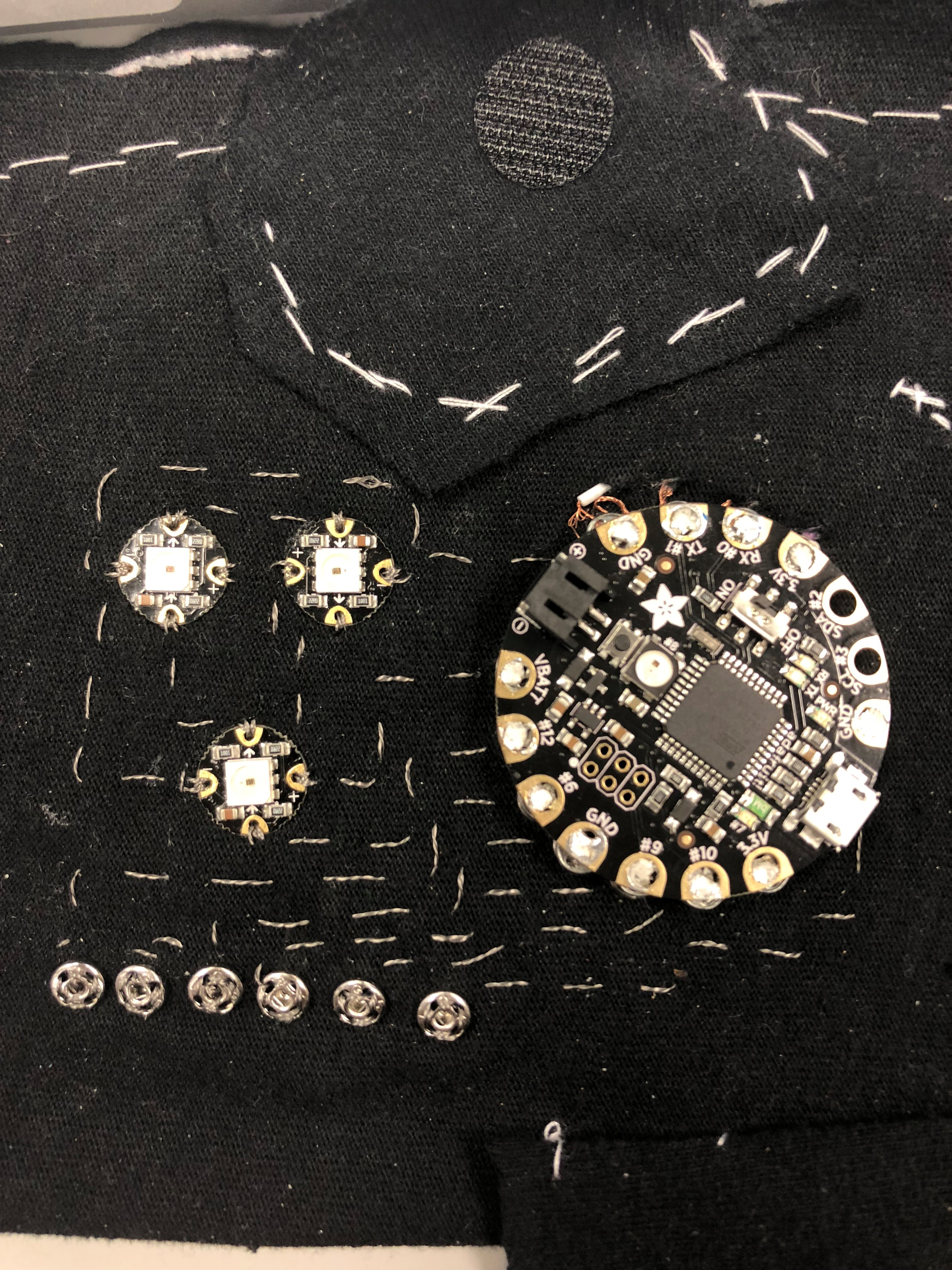 Picture of Assembling a Prototype: Soldering