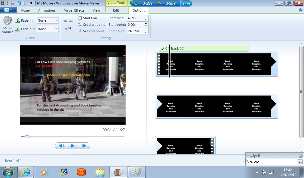 Picture of Other Versions of Windows Movie Maker