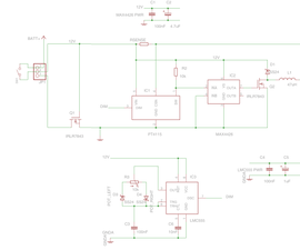 PT4115 2A (or More)  Dimmable LED Driver