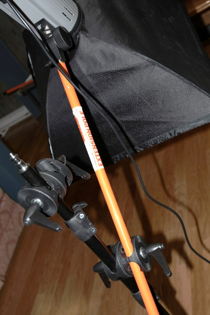 Picture of DIY Photography Boom Arm